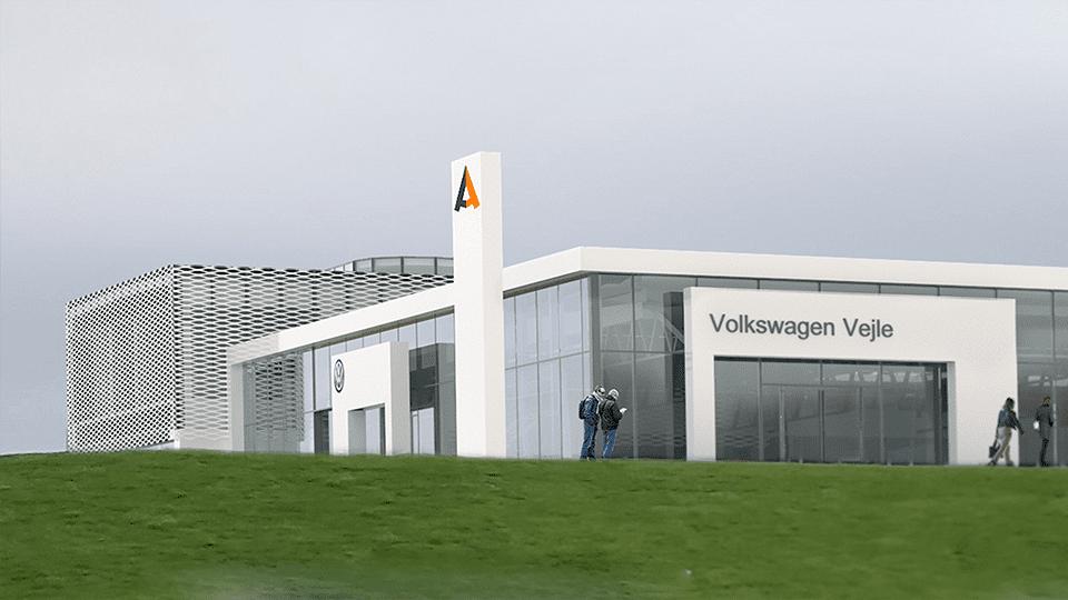Autocentralen Vejle SKODA VW SEAT CUPRA