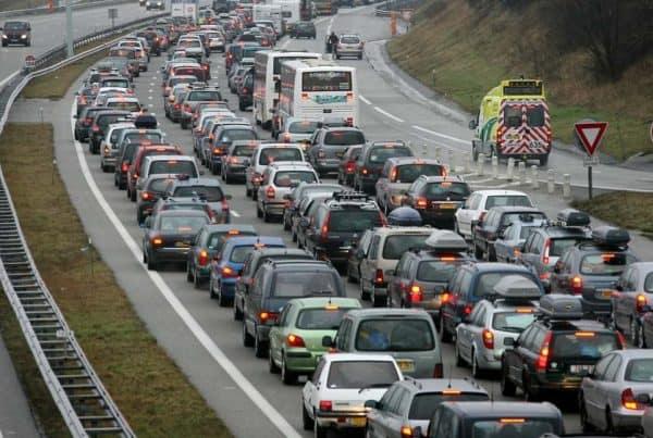 Trafikprop - bil afgift